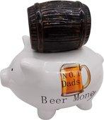 Копилка для денег Pomme-Pidou Свинья любитель пива 17x12.2x15.5см 1025-00001/D