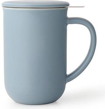 Чайная кружка с ситечком Viva Scandinavia Minima 0.5л, голубой V77563