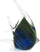 Фигурка стеклянная Top Art Studio Полосатая скалярия, 12x13см ZB2847-AG