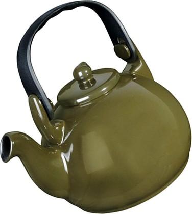 Ceraflame COLONIAL Чайник керамический, цвет - оливковый, 1,7л, артикул N522629