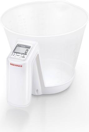Весы кухонные электронные Soehnle Baking Star, 3кг/1гр, белый 66221