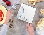 Весы кухонные электронные Soehnle Page Comfort 400, 10кг/1гр, белый 61505