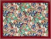 Поднос с подушкой Lesser & Pavey Золотая Лилия 44x34см LP94157
