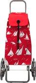 Сумка-тележка Rolser Brisa, шагающая, складная, красная IMX133Rojo