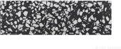 Доска сервировочная Asa Selection Terrazzo 30x9см, чёрно-белый 6220/219