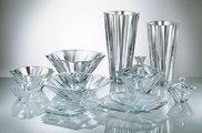 Ваза Crystalite Bohemia Метрополитен декор 7, 30.5см 8KG46350S007