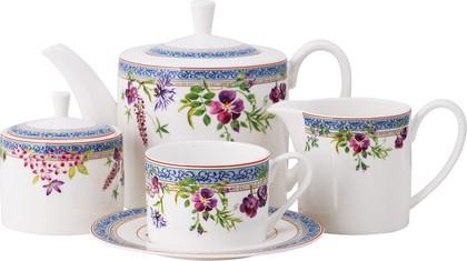 Чайный сервиз Top Art Studio Живерни, 15 предметов, 6 персон LD2500-TA