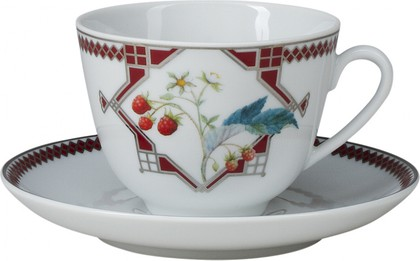 Чайная пара ИФЗ Весенняя, Сладкая малина 81.26192.00.1