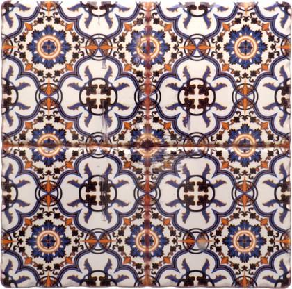 Подставки под горячее Art Atelier Восточная мозаика, 16x16см, керамика ART1105-TA