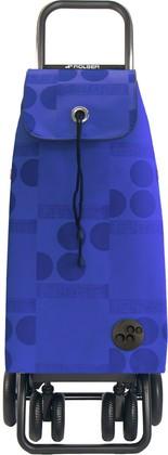 Сумка-тележка хозяйственная синяя Rolser Logic Tour IMX048azul