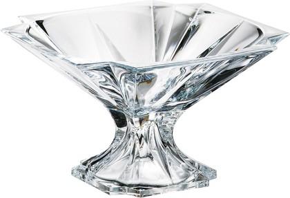 Блюдо 33см Метрополитен Crystalite Bohemia 6KE74/0/99U18/330b