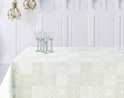 Скатерть текстильная 140х250см, бежевый Aitana Rembrandt REMB/140250/vison