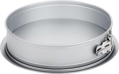 Форма для выпечки разьемная с увеличенным дном 26 см, Walmer Silver W12022678