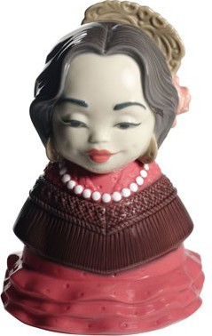 Статуэтка фарфоровая Куклы мира - Испания (Dolls Of The World - Spain) 11см NAO 2005110