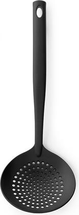 Шумовка, чёрный нейлон Brabantia Basic 365102