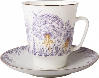 Чашка с блюдцем Одуванчики, ф. Майская ИФЗ 81.10783.00.1