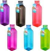 Бутылка квадратная 1л Sistema 890