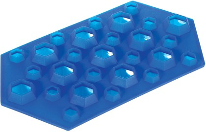 Форма для льда Бриллианты Regent Inox 93-SI-FO-16.5