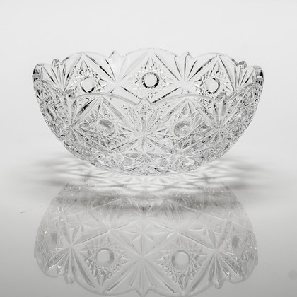 Салатник Тукана -Миранда 22см Crystalite Bohemia 69001/0/99018/220