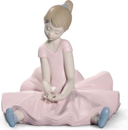 Статуэтка фарфоровая Мечтая о Балете (Dreamy Ballet) Специальное издание 14см NAO 02001784