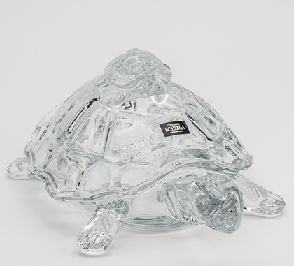 Шкатулка Черепаха 26.5см Crystalite Bohemia 58711/1/69711/265S