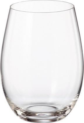 Стаканы для воды Crystalite Bohemia Полло, 6шт., 560мл 2S180/560