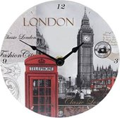 Настенные часы Биг Бэн, 16см The Leonardo Collection LP19987