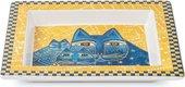 Поднос EGAN Лорель Берч Жёлтый 18.5x20.5см LB46R/2G