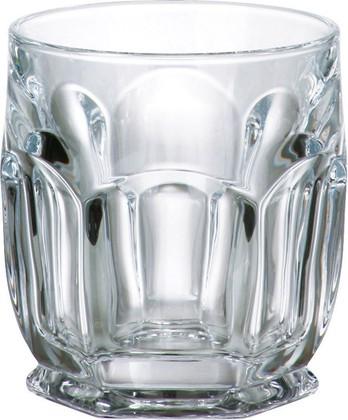 Стаканы для виски Crystalite Bohemia Сафари, 6шт, 250мл 2KD67/0/99R83/250