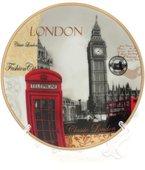 Тарелка Новый Лондон 20см The Leonardo Collection LP91025