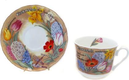 "Чайная пара ""Цветочный сад"" Roy Kirkham XGARFL1100"