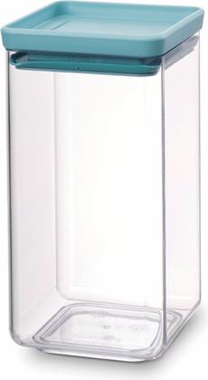 Банка для хранения продуктов Brabantia 1.6л, прямоугольная 290145