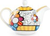 Чайник EGAN Бритто Цветы, 470мл PBT81S/FI