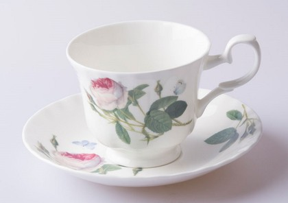 Чайная пара 230мл Пэлас Гарден Roy Kirkham XPALG1130