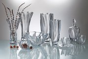 "Ваза ""Нептун"" 30,5см Crystalite Bohemia 8KG11/0/99S39/305"