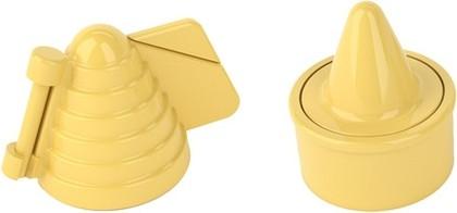 """Формочки для десертов """"Осиное гнездо"""" Tescoma DELICIA 631640"""