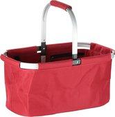 Корзина для покупок складная Tescoma Shop!, красный 906160.20