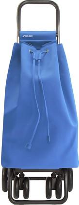 Сумка-тележка хозяйственная SPS003 голубая LOGIC TOUR Rolser SPS003azul