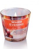 Свеча в стакане Bartek Candles Тёплый вечер 5901685050456