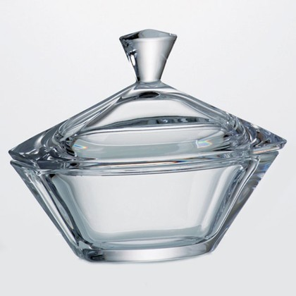 Шкатулка Гондолино 18.5см Crystalite Bohemia 5K806/1/99F15/185