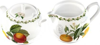 Сахарница и молочник Фруктовый сад Roy Kirkham SUGCR2352