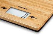 Весы кухонные электронные Soehnle Bamboo, 5кг/1гр, бежевый 66308
