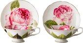 Набор чайных пар Top Art Studio Джоли, 180мл, 2шт SC1070-TA