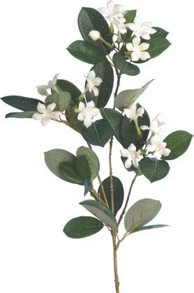 Цветок искусственный Стефанотис белый 71см Floralsilk 11652WH