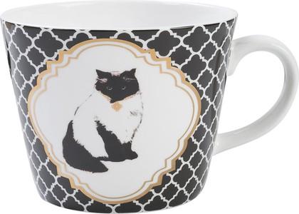 Кружка Гималайский кот 450мл Домашние любимцы Creative Tops 5187236