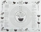 Доска разделочная стеклянная Creative Tops Bake Stir It Up 48х38см 5174530