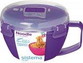 Кружка для лапши Sistema Microwave, 940мл 21109