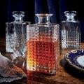 Штоф для виски Luigi Bormioli Elixir, 780мл, с пробкой 12468/01