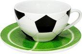 Чайная пара капучино Koenitz Футбол, 240мл 17 5 730 0088