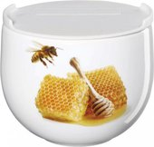 Банка для мёда Asa Selection Grande с крышкой, белый 41910/147